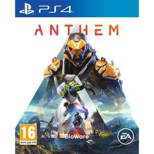 Anthem (PS4/Xbox) £14.99 in at Smyths