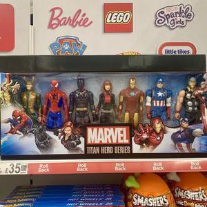 Marvel Titan Hero Series £35 @ Asda