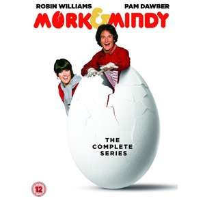 Mork and Mindy: The Complete Collection DVD £14.99 INSTORE @ HMV