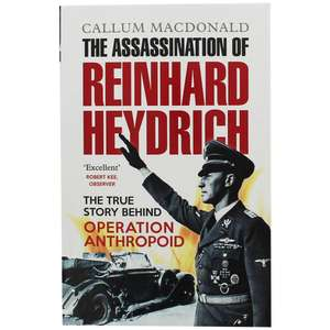 The Assassination Of Reinhard Heydrich £3 @ The Works     FREE - Click & Collect