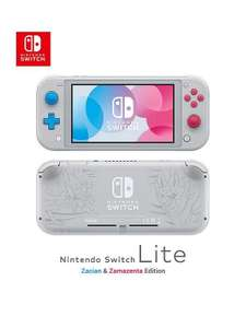 Nintendo Switch Lite Console - Zacian & Zamazenta Edition £180 For New Credit Customers (£199.99 without) + Free C&C @ Very