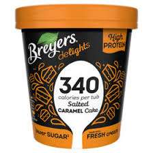 Breyers low calorie ice cream mix any 2 for £4 @ Farmfoods