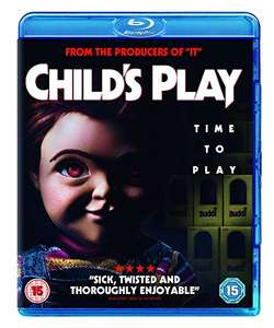 Child's Play (2019) - Blu-ray Pre Order! (Release Date Oct 21st 2019)