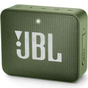 FREE JBL GO 2 Green Portable Bluetooth Speaker with Rechargeable Battery with orders over £125 @ JBL UK