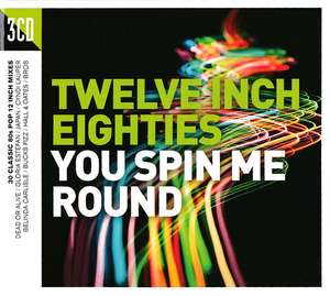 12 Inch 80s You Spin Me Round...3 CD set...£3 @ Asda