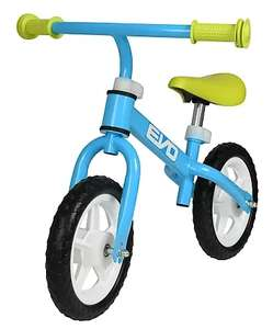 "Evo Balance Bike 10"" - Blue for £20 @ George (Free Click & Collect)"