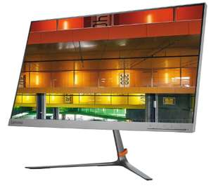 """Students Only: L24q-10 - 23.8"""" Quad HD IPS DP & HDMI Connections 300nit, 3-side Borderless £81.99 @ Lenovo"""