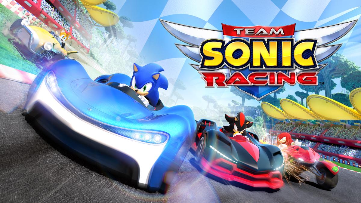 Team Sonic Racing (Nintendo Switch) £16.56 @ Nintendo eShop US