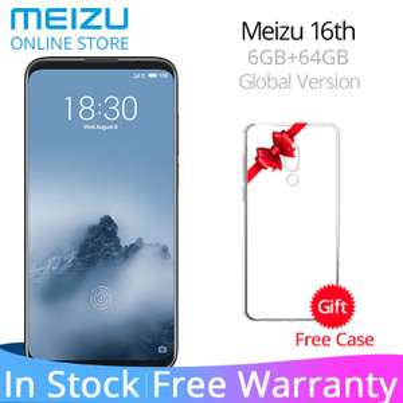 Meizu 16th Mobile Phone - £216 @ Ali Express / Meizu Store