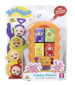 Teletubby Phone - £2.75 Reduced from £11 - Instore @ Morrisons (Heywood)