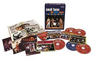 The Small Faces - The Decca Years 1965-1967 (5 CD Boxset with 72 page Booklet) £23.99 delivered @ The Entertainment Store / eBay