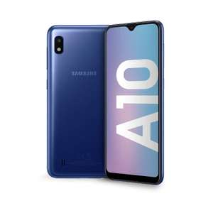 """Samsung Galaxy A10 6.2"""" 2GB/32GB unlocked like new on O2 PAYG, NO TOPUP REQUIRED £79 @ O2 Shop"""