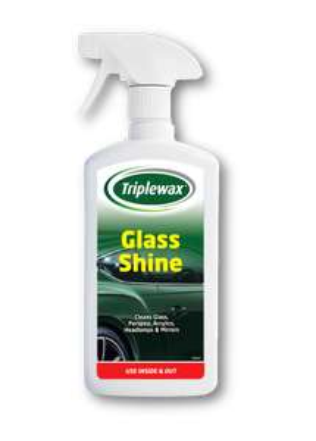 Triplewax - Glass Shine - £1 Instore @ Asda (Aberdeen)