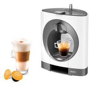 NESCAFÉ ®Dolce Gusto® Oblo White by KRUPS, free C&C - £29 (add £2.95 for delivery) at Asda