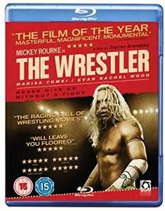 Preowned: The Wrestler Blu-ray (Starring Mickey Rourke) £1 in-store or £2.50 Delivered @ CEX