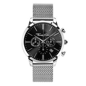 Thomas Sabo Gents Eternal Rebel Chronograph Black Dial Watch - £149 @ Luxe by Hugh Rice