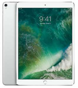 """Apple iPad Pro 2nd Gen. 64GB, Wi-Fi, 10.5in - Silver """"Excellent Condition"""" - £296.95 (With Code) @ Ultimo Ebay / Various other iPad Models"""