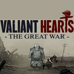 Valiant Hearts: The Great War - Steam Key PC Game reduced -70% for a week now £3.74