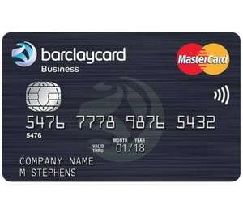 Barclaycard business 3% fuel cashback