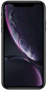 100GB 3 Data IPhone XR Black Smartphone - £38pm /£29 Upfront £941 Total @ Three Via Uswitch