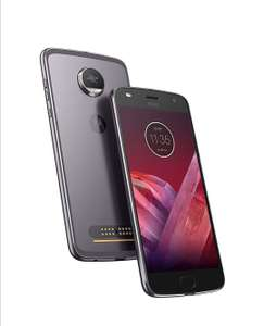 Brand New Motorola Moto Z2 Play (Single SIM) 64GB UK SIM Free Smartphone - Lunar Grey £147.97 Sold by Connected 24/7 Amazon