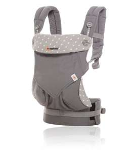 Ergobaby 360 dewy grey carrier £99 delivered @ Mothercare