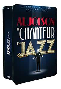 THE JAZZ SINGER (Al Jolson) ULTIMATE EDITION Blu-Ray, DVD, Book, Magnet £12.40 Delivered @ Amazon France (READ RESCRIPTION)