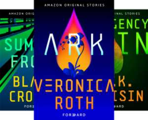 Five new novellas by your favourite contemporary authors including Veronica Roth £1 each with free audible content on Kindle at Amazon
