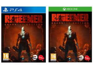Redeemer Enhanced Edition (PS4 / Xbox One) - £14.85 delivered @ Simply Games