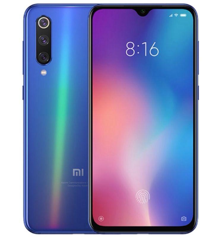 Xiaomi Mi 9 SE 6GB/128GB Dual Sim - Blue Smartphone (Included 2 Years Local Warranty) £227.99 using code @ Eglobal Central