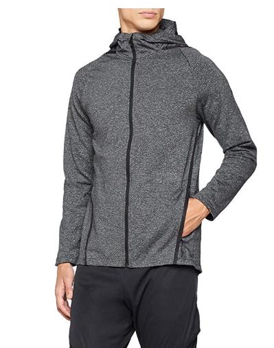 Nike Dri-FIT Men's Long-Sleeve Full-Zip Training Hoodie size medium £32.02 @ Amazon
