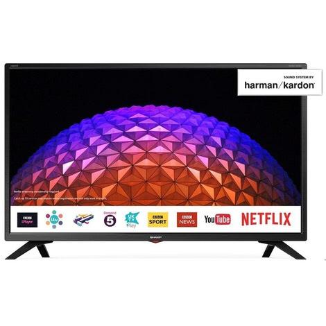 """Sharp 32"""" Smart TV HD Television 32HI5332KF £154.95 delivered @ DealBuyer"""