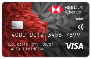 Switch to a HSBC Advance/Premier Account and get £175 [£1750 pay in per month / £10,500 over six]