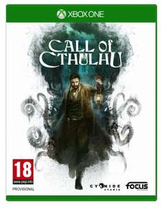 Call of Cthulhu (Xbox One) - £15.85 delivered @ Base