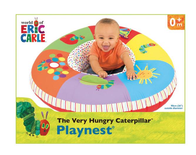 Lidl: Galt Toys Very Hungry Caterpillar baby playnest - £19.99 New Malden