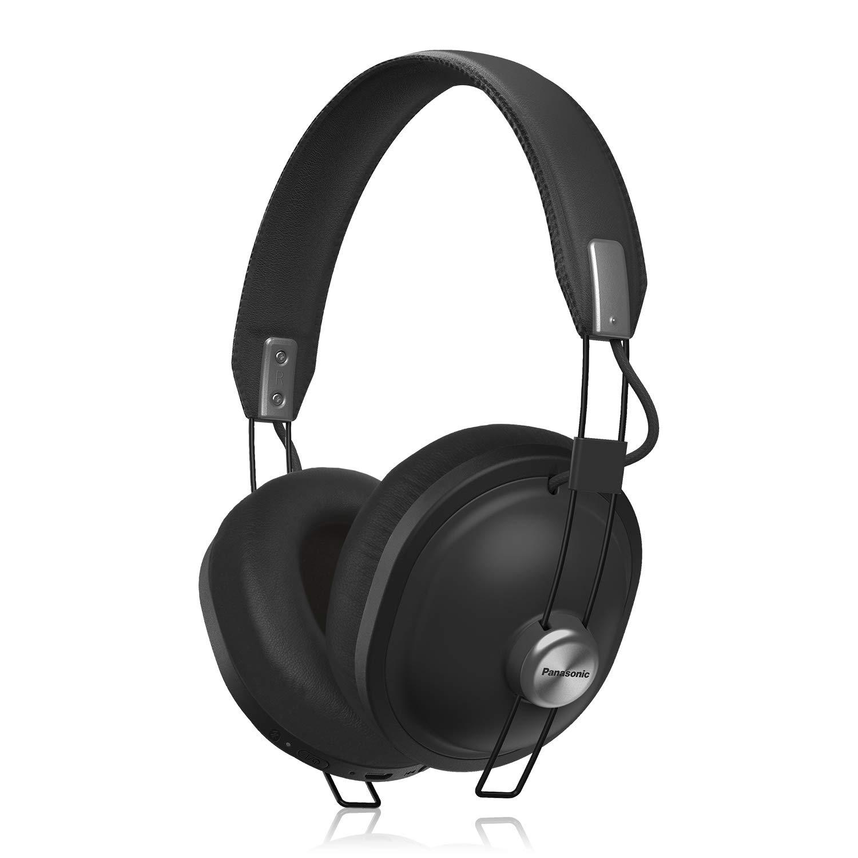 Panasonic RP-HTX80B Bluetooth Wireless Over-Ear Headphones - £54.99 @ Costco