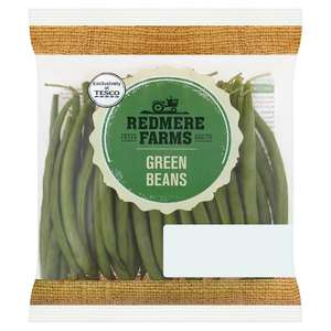 Redmere Farms Green Beans 220g only 57p at Tesco!