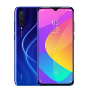 Xiaomi Mi 9 Lite 6GB/128GB Dual Sim - Blue Smartphone (Includes 2 Years Local Warranty) £233.69 @ Eglobal Central