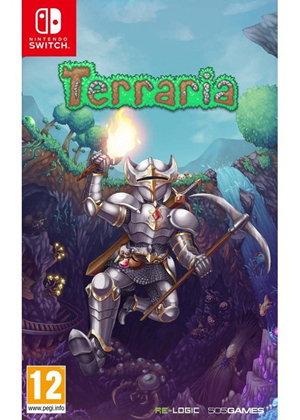 Terraria - Nintendo Switch - Base.com - £18.85