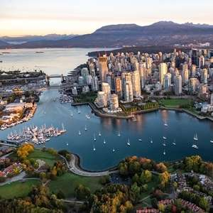 Direct British Airways return flight to Vancouver (Departing LHR / Oct departures) £336 @ Skyscanner / Travel Trolley