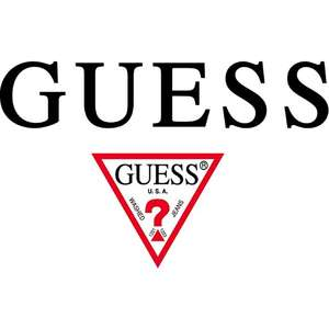 £40 off when you spend £160 /  £20 off when you spend £80 @ Guess - Discount applies at checkout