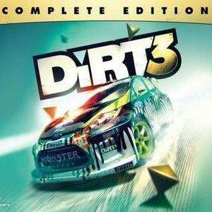 DiRT 3 Complete Edition (Steam) 8p with code @ Gamivo
