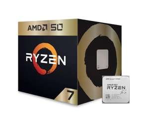 AMD Ryzen 7 2700X GOLD EDITION AM4 Processor £203.47 delivered at Ebuyer  (Free game pass)