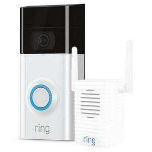 Ring Doorbell 2 and Chime Pro Wifi Extender £189 @ Very