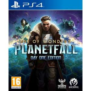 Age of Wonders Planetfall Day One Edition (PS4/Xbox One) £23.95 Delivered @ The Game Collection