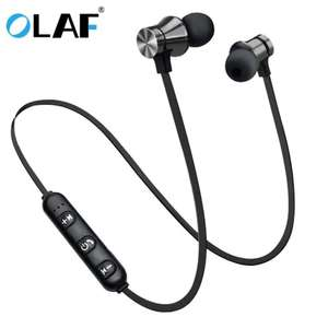 OLAF  Bluetooth Earphones £2.22 Delivered at Gearbest