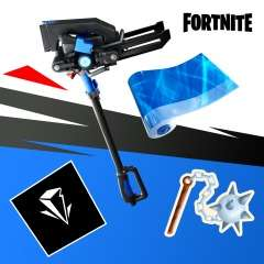Fortnite: Battle Royale - PlayStation®Plus Celebration Pack Free for PS+ Subscribers