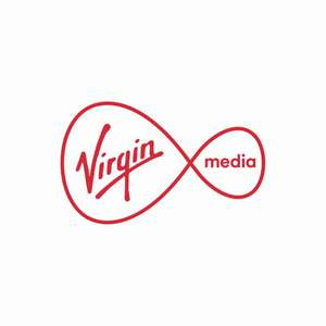 Virgin Media 100mbps Broadband + Phone - £25.75pm x 12 Months - Total Cost: £309 (£15.75 after Quidco cashback)