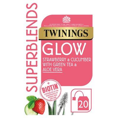 Twinings Superblends 20s £1.37 in Waitrose