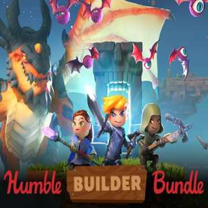 Humble Builder Bundle - From 80p - Humble Store